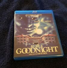To All a Goodnight (Kino Lorber/Scorpion Blu-ray, 1980) OUT OF PRINT OOP