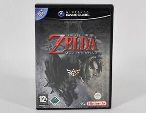 Nintendo GameCube,The Legend of Zelda:Twilight Princess,PAL,Hülle,ohne Anleitung