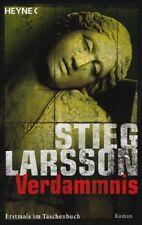 Verdammnis (2): Roman: Millennium Trilogie 2 By Stieg Larsson, Wibke Kuhn