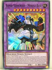 Yu-Gi-Oh - 1x #030 Super-Vehicroid - Mobile Base - Legendary Duelists - Super Ra