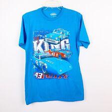 Nascar Classics by Fanatics King Richard Petty Career Highlights Blue T-shirt S