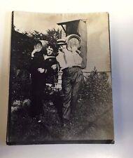 Vintage Black & White Photo Costume Comedy Kegs Sailor Fun Funny Guys Men Drink