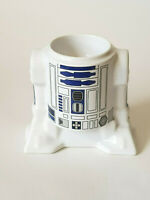 STAR WARS R2D2 Disney Store Ceramic Egg Cup Novelty Holder EXCELLENT CONDITION