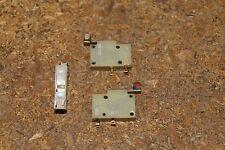 2 Stk. DDR Robotron Kleinstmikrotaster Taster D2H1 D2.H1 IP40 220V~ 1A #AS-A05