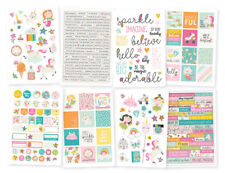 Simple Stories Dream Big Collection Cardstock Stickers 10222