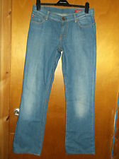 "Miss Sixty 'Tommy One' Bootcut Jeans Size 31 L33"" Blue BNWoT"