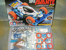 Tamiya 1/32 mini 4WD Super Avante RS ( Super II chassis) Model Car Kit #18065
