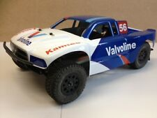 SHORT COURSE TRUCK 1:14 scala CARROZZERIA LC RACING kamtec LEXAN RAM £ 11.99