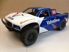 Bref cours truck 1:14 échelle corps Shell LC Racing kamtec lexan ram £ 11.99