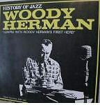 LP WOODY HERMAN JUMPIN WITH WOODY HERMAN'S FIRST HERD