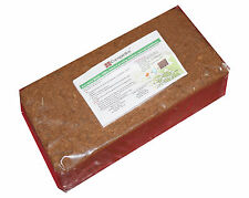 Coco peat brick - Cocopeat compressed - 1 qty expands to 3.5 kg powder