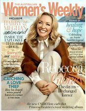 The Australian Women's Weekly Magazine September 2020 REBECCA GIBNEY Harry&Megan