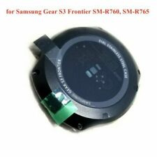 For Samsung Gear S3 Frontier SM-R760 SM-R765 Back Cover Rear Glass Cover Parts