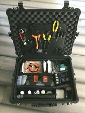 Tecra Tools Epic Custom Fiber Optic Repair Kit - Everything You Need - New