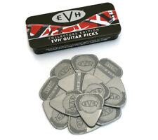 022-0351-001 (12) EVH Eddie Van Halen .60mm Nylon Guitar Picks w/Collector Tin