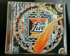 Live - the distance to here - CD 100% tested, Disc in VG cond.