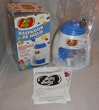 Jelly Belly Manual Crank Ice Shaver Snow Cone Slushy Maker With Box