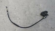 DUCATI 848 1098 1198 SBK EVO REAR SEAT CATCH CABLE LOCK.