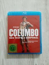 Columbo Des Teufels Corporal Blu Ray Neu Ovp Peter Falk OOP Rarität