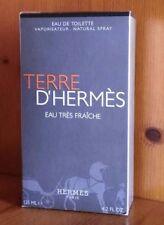 TERRE D' HERMES EAU TRES FRAICHE EDT 125ml.