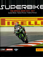 SUPERBIKE The Official Book 2016-17 (INGLESE) - Nada Editore