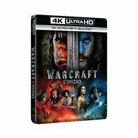 WARCRAFT - L'INIZIO - 4K ULTRA HD + BLU-RAY