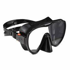 Us Divers Malibu Lx Frameless Scuba Diving Snorkeling Mask-Black