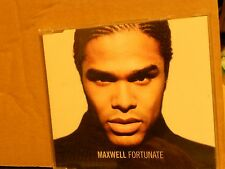 MAXWELL - FORTUNATE 3.56-produced,written by R.KELLY - cd singolo PROMO-NOT FOR