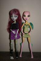 Monster High doll dolls Create-a-Monster Werewolf & Dragon playset Mattel
