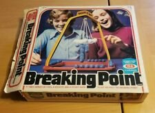 IDEAL Breaking Point Family Game Complete 1976 No. 2001-6 EUC Complete