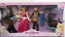 Disney Store Aurora Mini Doll Set, NIB Sleeping Beauty