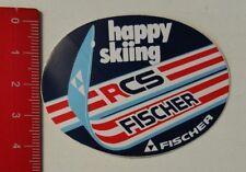 ADESIVI/Sticker: Happy Skiing-RCS pescatori (05041743)