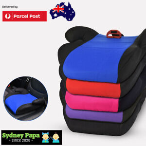 Car Booster Seat Chair Cushion Pad For Toddler 4-12 years Children Kids 15-36kg