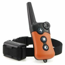Dog Training Collar Remote 100 Level Shock Beep Rechargeable Waterproof Receiver