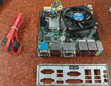 Jetway NF9J-Q87 miniTX ITX Motherboard Intel LGA 1150 Dual LAN DUAL Com pfSense