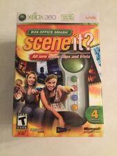 SCENE IT? MOVIE CLIPS & TRIVIA Box Office Smash Bundle - Xbox360 by Microsoft