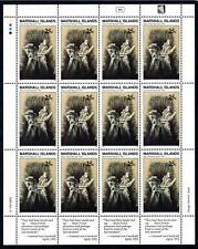 [68467] Marshall Islands 1990 World War II Katyn Forest Full Sheet MNH