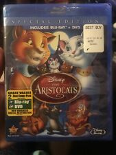 The Aristocats Blu-Ray DVD Digital