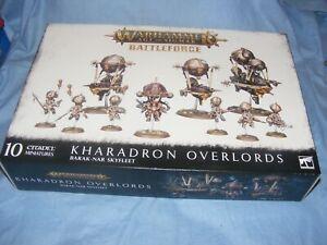 Barak Nar Skyfleet Brand New Sealed Warhammer In Stock 84-41 Kharadron Overlords