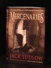 Mercenaries - New Book Ludlow, Jack