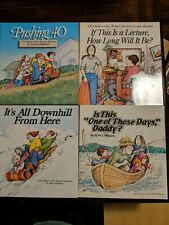 Lot of 4 For Better or Worse Comic Collections Lynn Johnston - Pushing 40 +