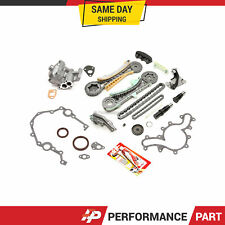 Timing Chain Kit Timing Cover Gaskets Oil Pump seals for 97-11 Ford 4.0 SOHC V6