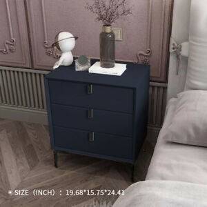 High Quality Solid Wood End Table Side Table with Drawer Bedroom Furniture