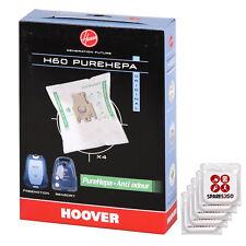 6 Sacchetto per aspirapolvere utilizzabile per HOOVER Dimensioni H 15 16