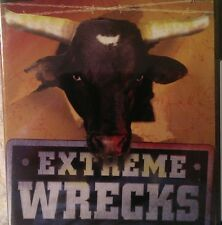 Extreme Wrecks DVD Ultimate Bull Riding Time Life Sports Video