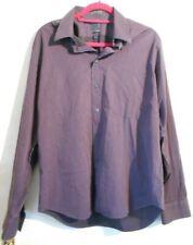 Calvin Klein Men's Slim Fit Shirt Size 42/16.5