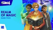 THE SIMS 4 REALM OF MAGIC ORIGIN
