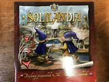 Solilandia - The Fairyland Guidebook in English and Polish