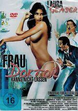 DVD - Frau Doktor kanns nicht lassen (Eine Frau für alle Fälle) - Laura Gemser