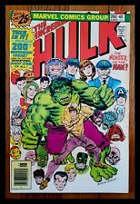 12 Comic Lot in Sequence 196-207 - The incredible Hulk - 200th Anniversary Issue
